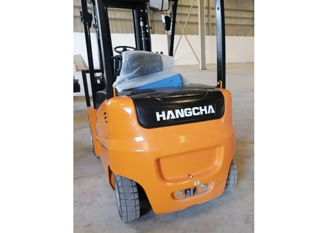 NEW 3 TON ELECTRIC FORKLIFT