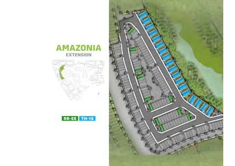 Distress Deal - 3 Bed Room Townhouse in Amazonia Ext @ Akoya Oxygen