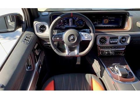 2019 Mercedes-Benz G-Class G 63 AMG