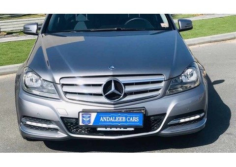 C 200 TURBO (GCC) 1,110 X 48 ,0 DOWN PAYMENT, PANORAMIC SUN ROOF