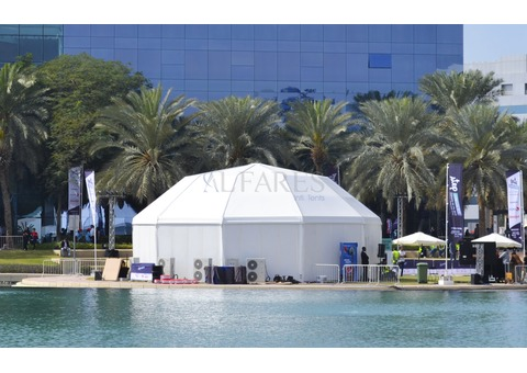 Tent Rental For Events And Exhibitions In UAE | KSA | OMAN