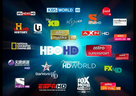 MK WORLD ANDROID TV BOX