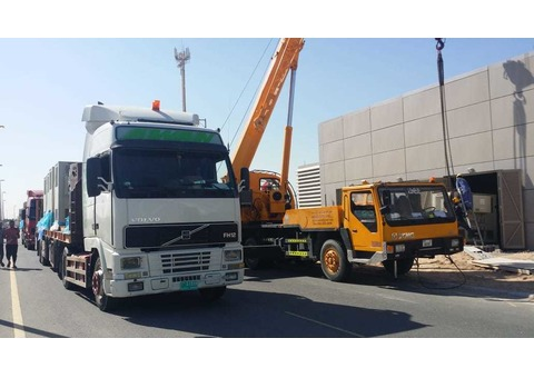 Transportation by Heavy Truck | Heavy Equipment Rental