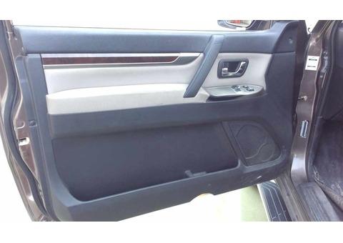 2013 Mitsubishi Pajero 3.5L V6