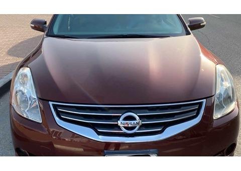 Nissan Altima 2011 Top Model