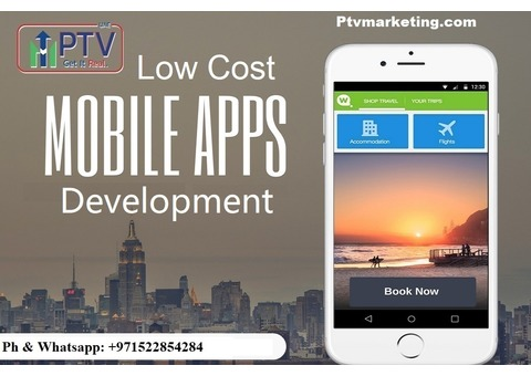 Low Cost Mobile App Development