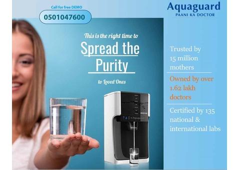 Aquaguard, Kent & Livpure water purifiers