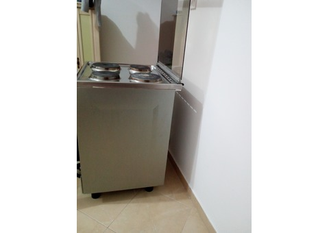 electrical cooker  60*60 Italy techno-gas clean