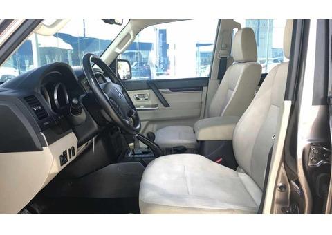 2016 Mitsubishi Pajero 3.5L