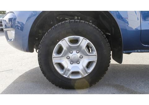 Ford Ranger 2.5L XLT 4X4 D/C Patrol zero K/M MY2017