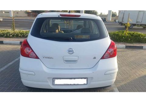 Nissan Tiida 2012 1.8L