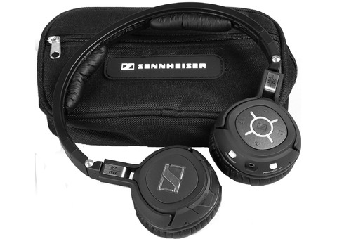 Sennheiser MM450 bluetooth wireless headphones
