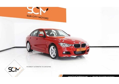 BMW 318I 1.5L 3CYL TWIN TURBO M KIT (Red)
