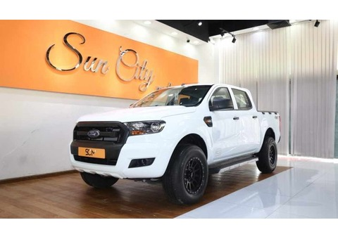 FORD RANGER BASE 4X4 (White)