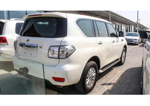 Nissan Patrol 2017 for Sale