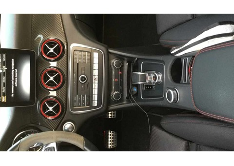 2017 Mercedes CLA45 AMG 2.0T