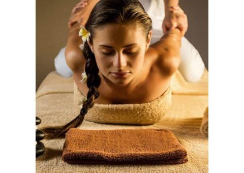 Massage in Business Bay Dubai at Cora Spa Massage Center
