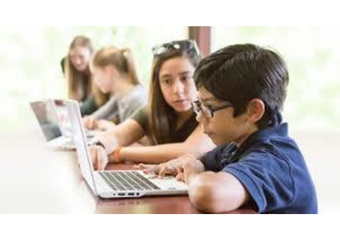 Online Information Technology Classes for your Child