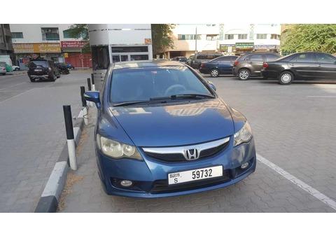 Honda Civic 2010 full Option