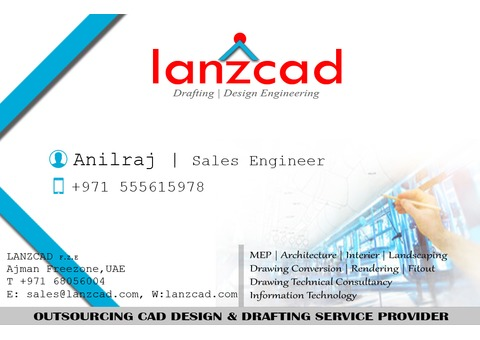 Outsource AutoCAD Drafting Services