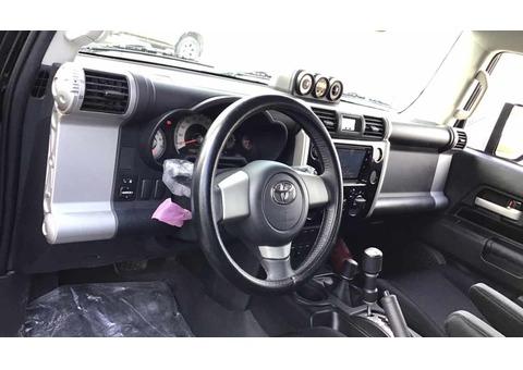 2019 Toyota FJ Cruiser GX.R