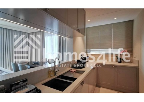 Exquisite Unit | Burj and Fountain View
