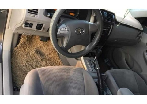 Toyota corolla 2010 gcc for sale 14500