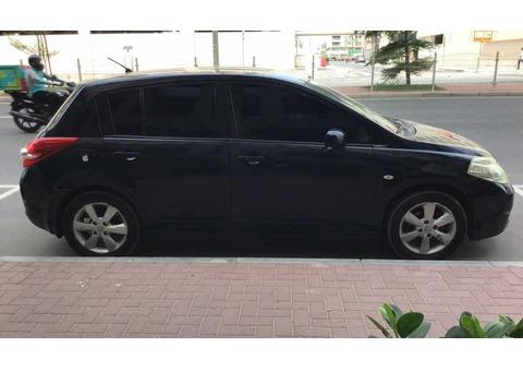 2009 Nissan Tiida SE 1.6L