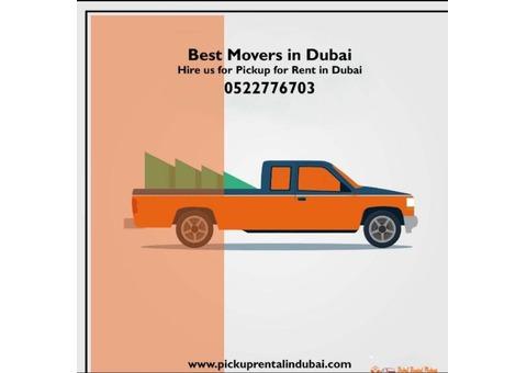 pickup for rent in al karama 052 2776703 mr imran