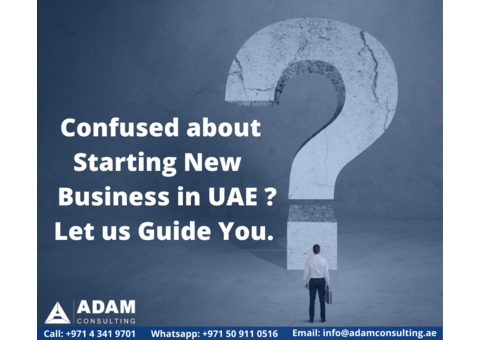 COMPANY SET UP IN UNITED ARAB EMIRATES - CONTACT ADAM CONSULTING