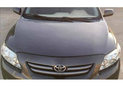 Toyota corolla 2010 gcc for sale only Aed 14000