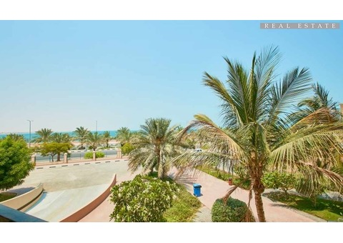 Live by the Sea - Spacious One Bedroom - Yakout Bab Al Bahr