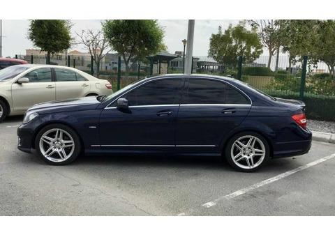2012 Mercedes C200 1.8L