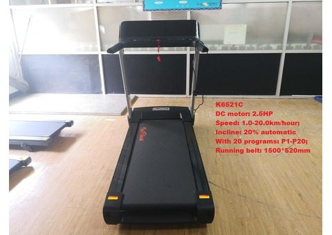 HOME TREADMILL FOR SALE IN GOOD PRICE ALL OVER UAE
