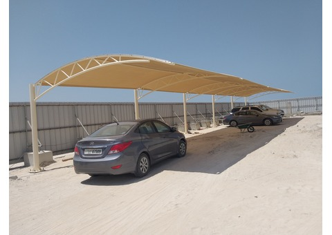 Car Parking Shade !Tensile Shade !Pool Shade