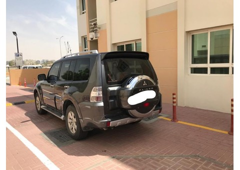 Mitsubishi Pajero 2011 Model - fuel option, 157 KM - Single owner
