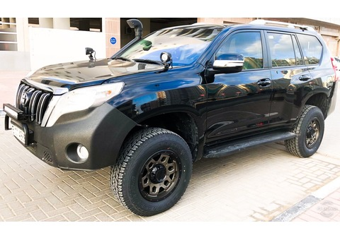 Toyota Prado for sale 2016 model