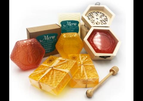 Pure & Organic Kyrgyzstan Honey