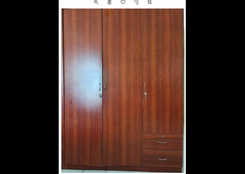 Double Door Cupboards (2 Nos)