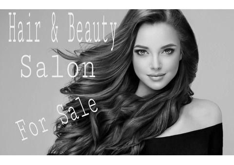 5 Stars Beauty Salon beside MOE