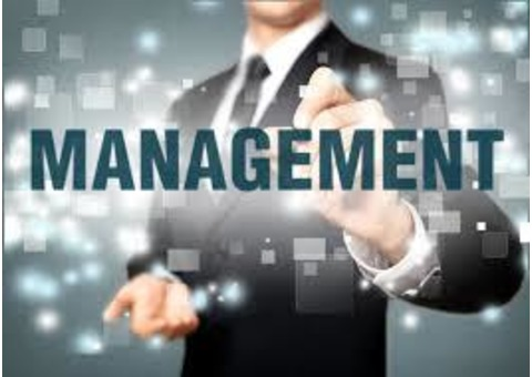last week of RAMADAN offer FOR management skills - 0509249945
