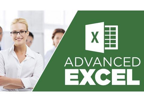 Advanced Excel Training RAMADAN BIG OFFER IN CALL- 0509249945