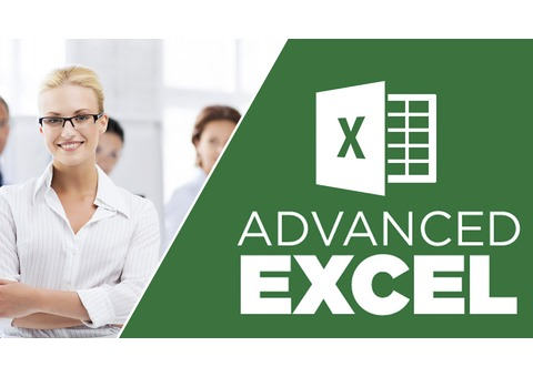 Amaizing Discount on EID Advanced Excel Online Classes in VISION