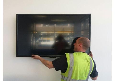 TV installation on wall Dubai 055 2641933