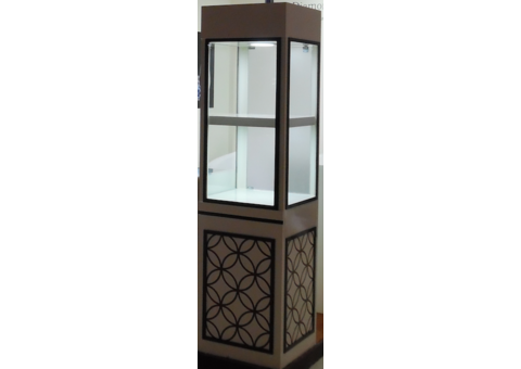 Display counter ON SALE