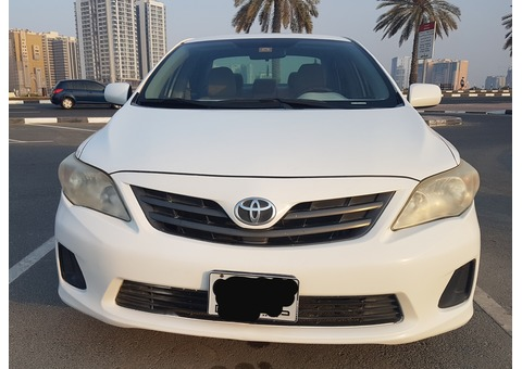 Toyota Corolla 2011 for urgent sale