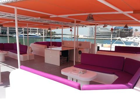 1.50hrs. Catamaran Sharing Cruise with 50% Summer Discount