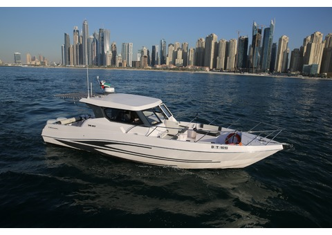 1.40Hrs SpeedBoat Sharing Cruise  with 50% Summer Discount