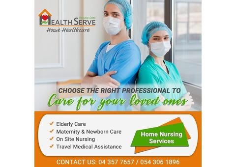 Skilled Home Nursing Services: