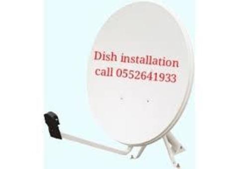 Dish TV fixing satwa 0552641933 karama . Bur Dubai